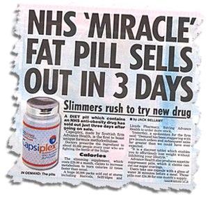 Nhs slimming pills