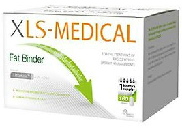 XLS Medical Fat Binder review